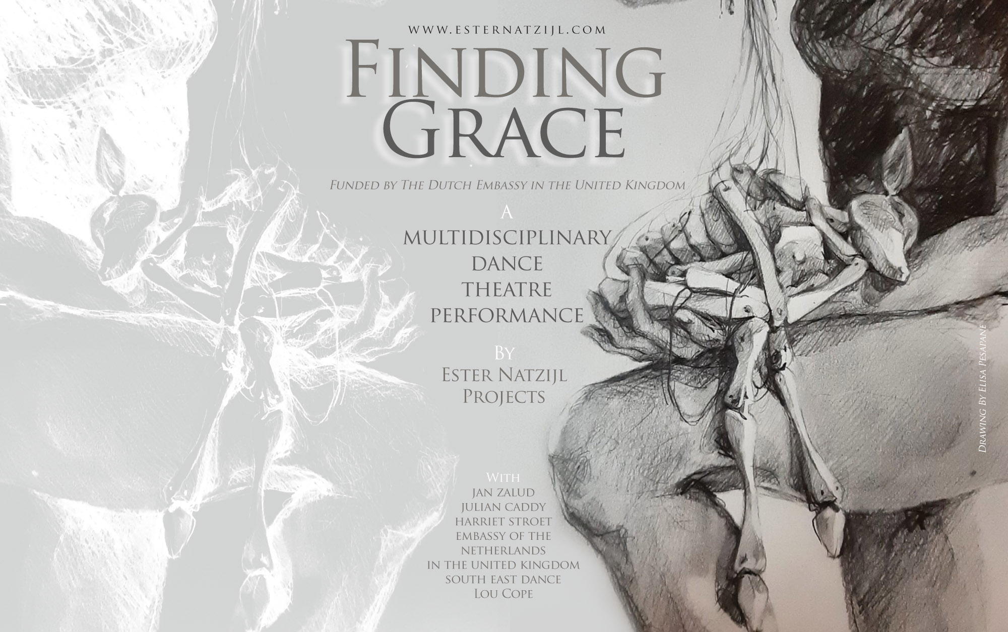 Coming up! New project: 'Finding Grace'